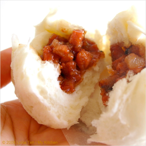 how to cook frozen bao buns