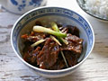 Ginger and Scallion Beef