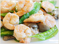 Snow Pea Shrimp