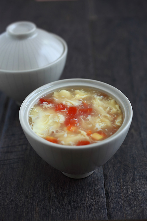 CHINESE Egg Drop Soup Done Right