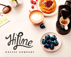 HiLine Coffee National Coffee Day Giveaway