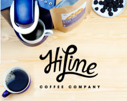 HiLine Coffee Prize Pack Giveaway