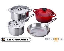 Le Creuset and Casabella Giveaway