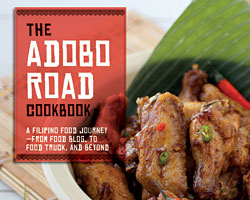 The Adobo Road Cookbook Giveaway (Worldwide)