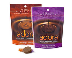 Adora Calcium Supplements Set Giveaway