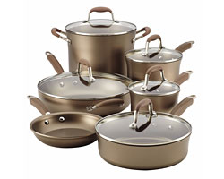 Anolon Advanced Umber Cookware Set Giveaway