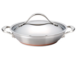 Anolon Nouvelle Copper 9.5″ Pan Giveaway (CLOSED)