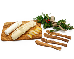 Bambeco Olive Wood Cheese Lover Gift Set Giveaway