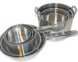 Beka Nest Stackable Saucepan Set Giveaway (CLOSED)
