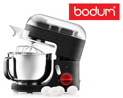 BODUM BISTRO Electric Standmixer Giveaway (CLOSED)