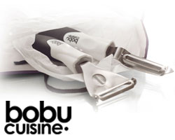 bobuCuisine Peeler Set Giveaway (CLOSED)