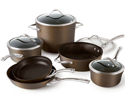 Calphalon Contemporary 10-pc Cookware Set Giveaway (CLOSED)