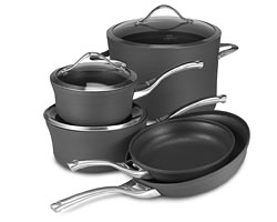Calphalon 8-pc. Nonstick Cookware Set Giveaway