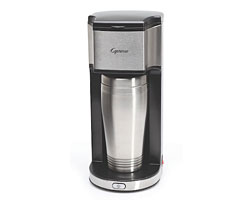 Capresso On-the-Go Personal Coffee Maker Giveaway