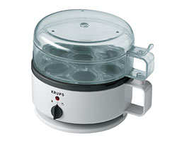 Krups Egg Cooker Giveaway (CLOSED)