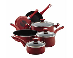 Farberware New Traditions Speckled Cookware Set Giveaway