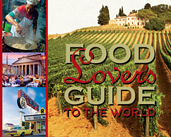 Food Lover's Guide to the World Giveaway (CLOSED)