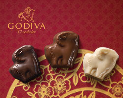 Godiva Limited Edition Lunar New Year Gift Box Giveaway (CLOSED)