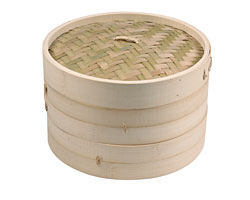 IMUSA Asian Bamboo Steamer Giveaway