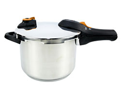 Imusa Stainless Steel Pressure Cooker Giveaway