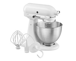 KitchenAid Classic Series Tilt-Head Stand Mixer Giveaway (CLOSED)