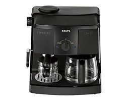 KRUPS Coffee & Espresso Machine Giveaway (CLOSED)