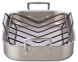 Le Creuset Roasting Pan with Rack Giveaway (CLOSED)