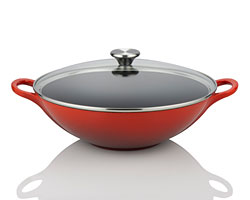 Le Creuset World Cuisine Wok Giveaway