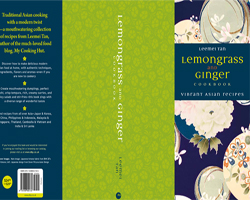 Lemongrass & Ginger Cookbook Giveaway (CLOSED)