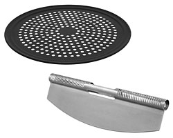 ManPans Pizza Pan and Knife Giveaway (CLOSED)