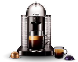 Nespresso VertuoLine Giveaway (CLOSED)