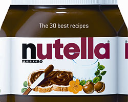 NUTELLA: The 30 Best Recipes Giveaway (CLOSED)