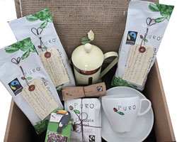 Puro Fairtrade Coffee Giveaway (CLOSED)