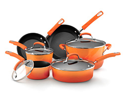 Rachael Ray 10-pc Cookware Set Giveaway (CLOSED)