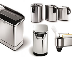 CliqueMe & simplehuman Kitchen Set Giveaway (CLOSED)