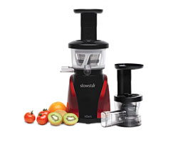 Slowstar Vertical Slow Juicer and Mincer Giveaway