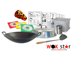 Wok Star Kit Giveaway (CLOSED)