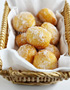 Sugared Pillsbury Biscuits (Cheater Donuts)