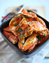 Chili Crab (Crab in Sour and Spicy Sauce)