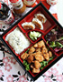 Japanese Fried Chicken Bento