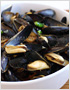Mussels in Red Curry Sauce