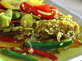 Nyonya Acar Fish (Pickled Fish)