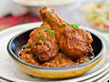 Ayam Masak Merah (Chicken in Spicy Tomato Sauce)