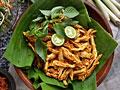 Balinese Chicken (Ayam Pelalah)