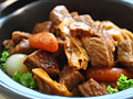 Cantonese Beef Stew