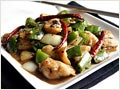 Stir-Fried Fish