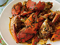 Crab with Tamarind and Chili (Cua Rang Me)