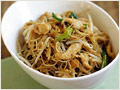 Vermicelli with Chicken