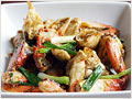 Ginger & Scallion Crab
