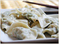 Chinese Jiaozi Dumplings